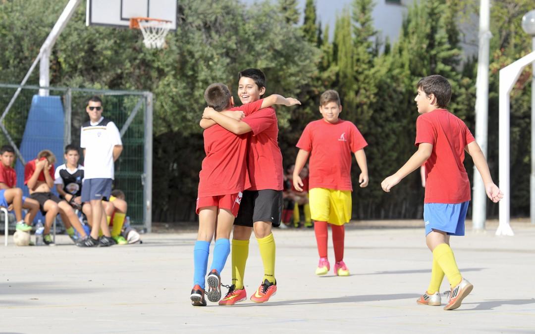 S'inicia el període d'inscripció per al III Campus de Setmana Santa de l'Escola del Club Salou Futbol Sala