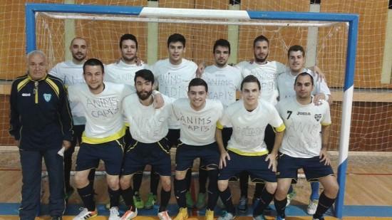 El Primer Equip certifica la permanència a la Segona Divisió Nacional B