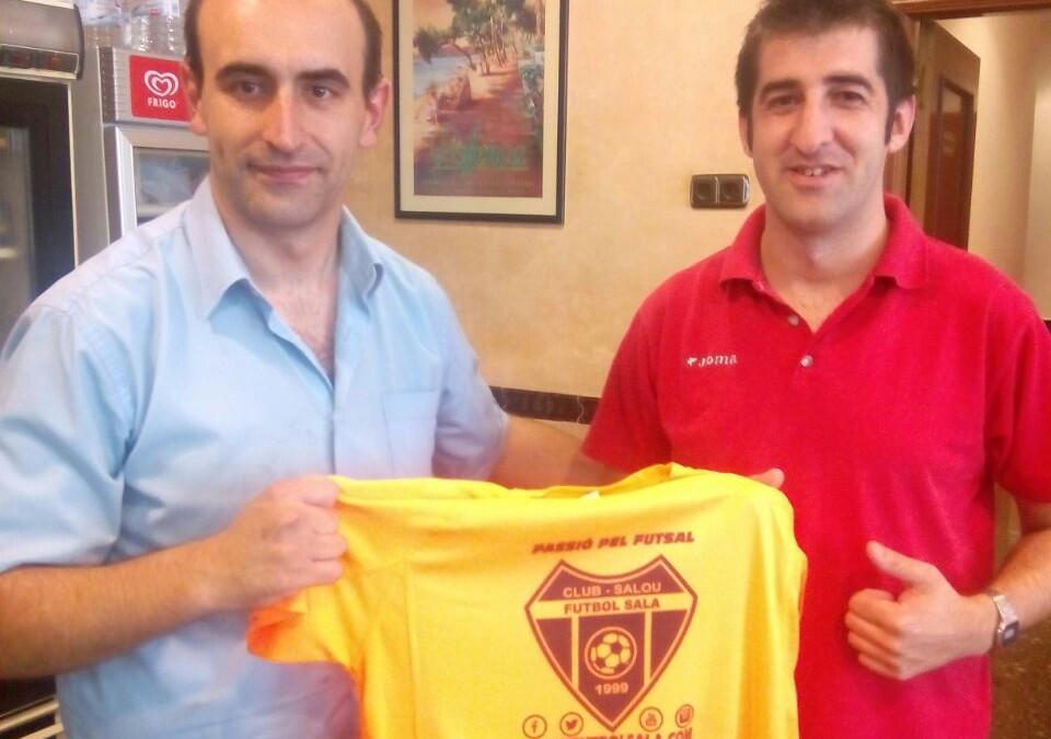 Jomi López, nou entrenador del Juvenil A