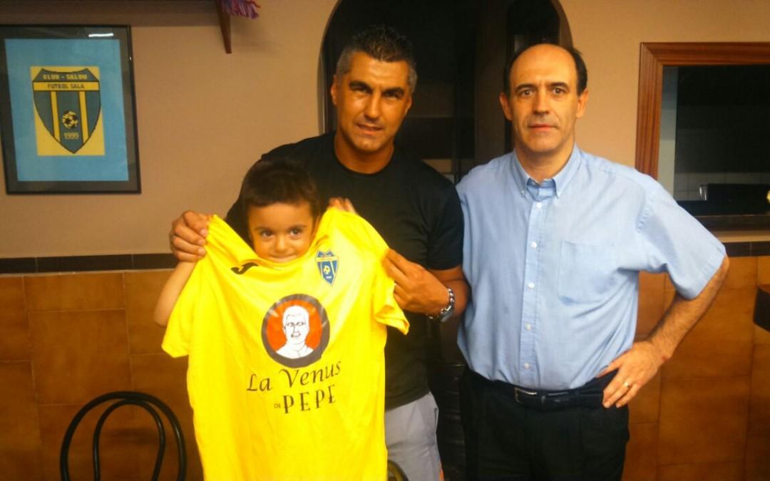 David Serrano, nou entrenador del Femení Sènior