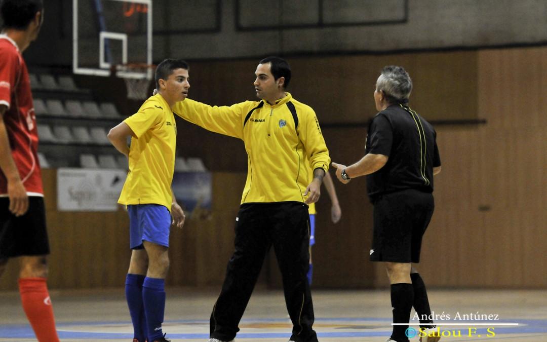 Mario Jorge Sena entrenarà el Cadet Tecnificació i el Juvenil B