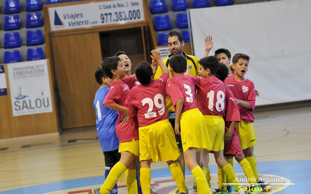 17 jugadors de l'#EscolaCSFS a les seleccions de Tarragona-Terres de l'Ebre