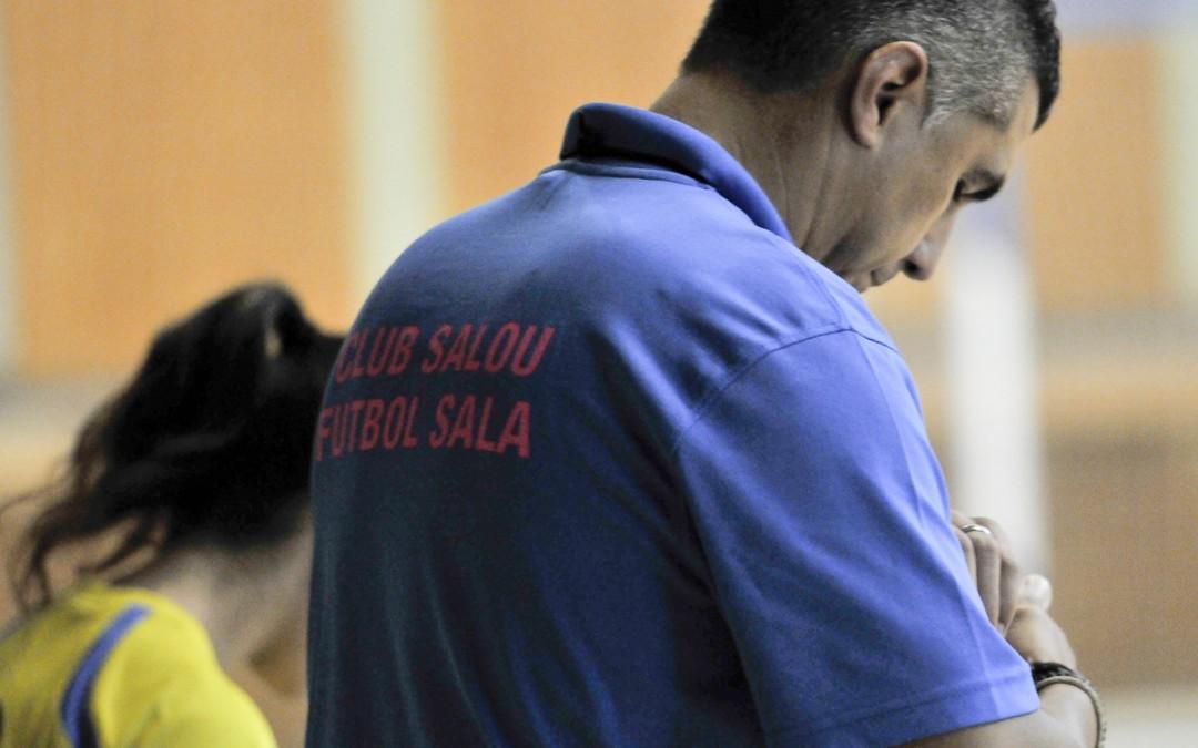 David Serrano renova com a entrenador del Sénior Femení