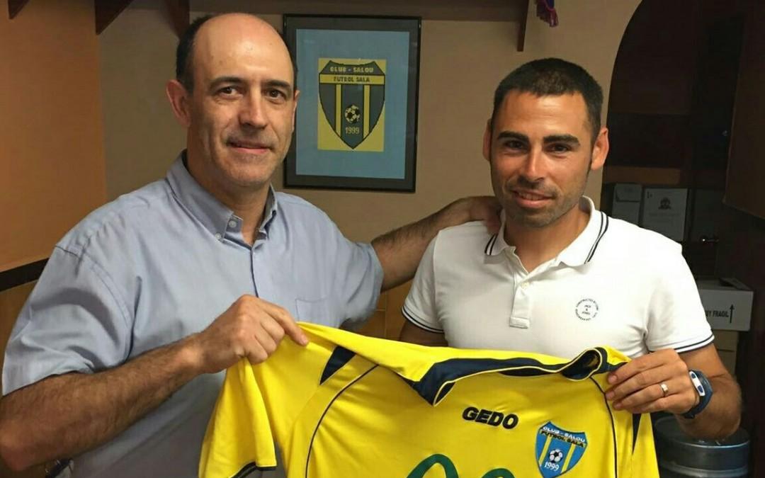Jordi Tuset nou entrenador del Primer Equip