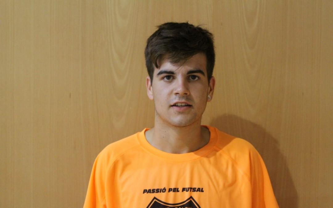 JUVENIL A | Entrevista a Jaume Ortiz