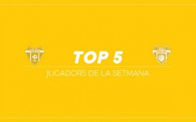 CLUB | TOP 5 Equips federació