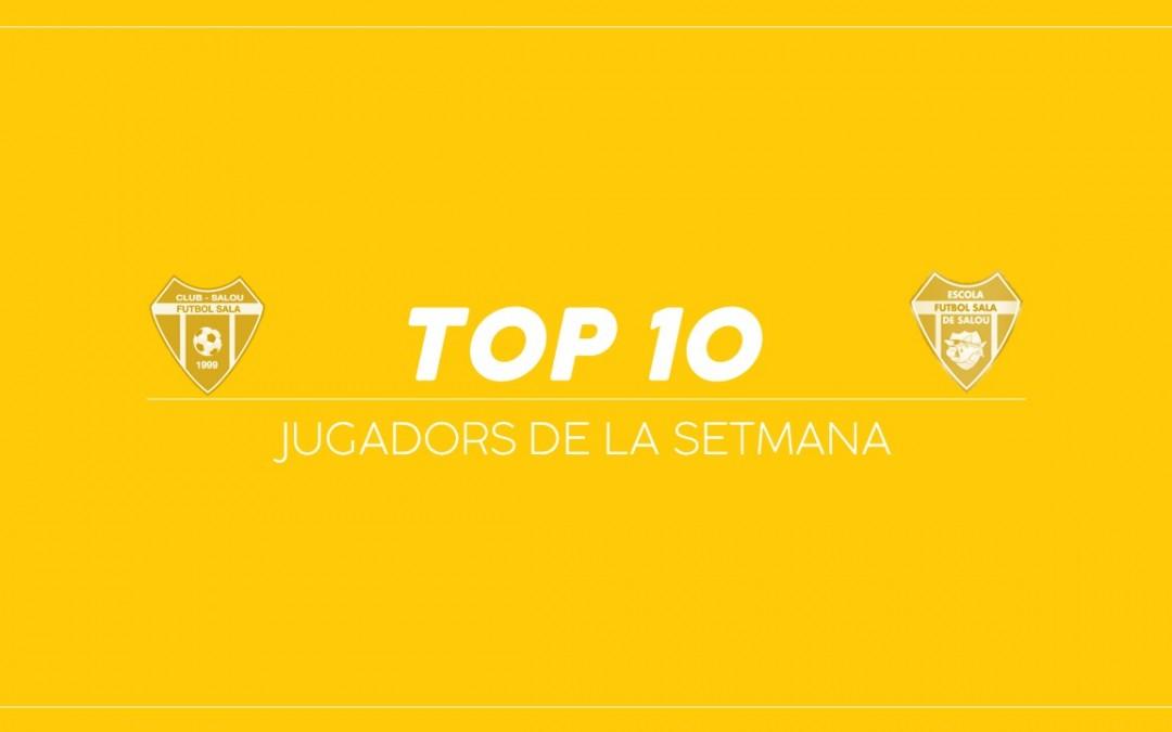 CLUB | TOP 10 Setmana