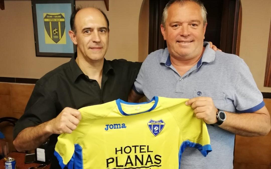 CLUB | Marcos Angulo nou entrenador del Primer Equip