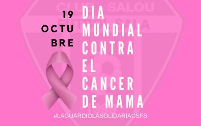 CLUB | Lluitem contra el càncer de mama