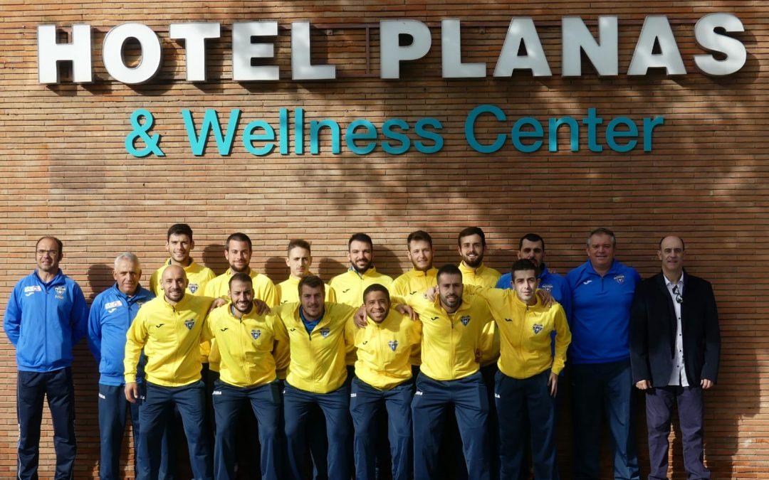 PRIMER EQUIP | Visita a l'Hotel Planas