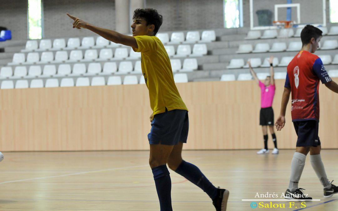 JUVENIL A | Crónica partido contra La Unión