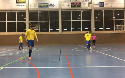 FILIAL | Crónica partido contra Santpedor