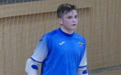 CLUB | Xavi Cortijo debuta amb el Filial amb 16 anys