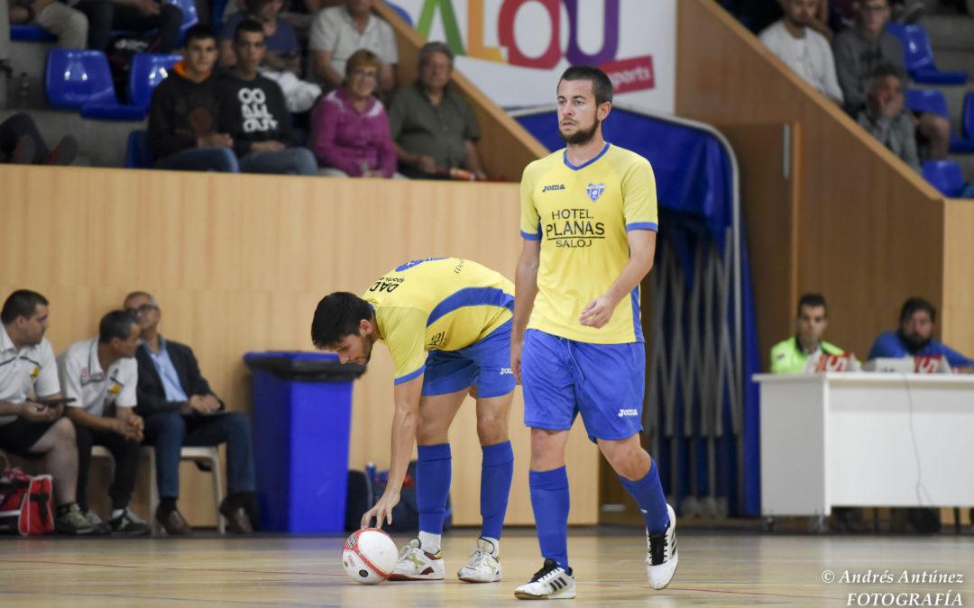 PRIMER EQUIP | Crónica partido contra Mataró