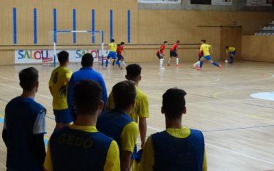 JUVENIL A | Crónica partido contra Mataró