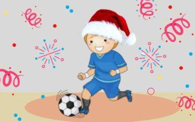 Campus Futbol Sala Christmas